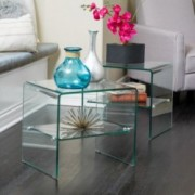 Dynjandi End Table (Set of 2)
