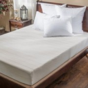 10 Twin Size Memory Foam Mattress