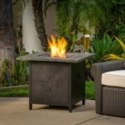 "Summit Outdoor 30"" Square Fire Pit"