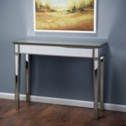 Graham Mirror Console Table