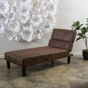 Bernier Lay Flat Adjustable Chaise Lounge