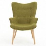 Denise Austin Home Laura Fabric Arm Chair