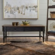 Marcela Archaize Contemporary Wood Accent Table