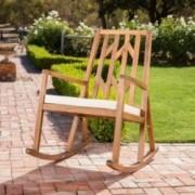 Monterey Outdoor Rocking Chair w/ Cushion