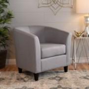 Prescott Tub Design Club Chair