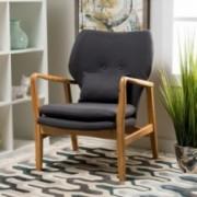 Ventura Mid Century Modern Accent Chair