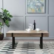Genwa Canyon Grey Wood Coffee Table