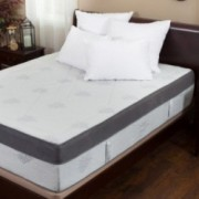 Copy Of Aloe Gel Infused Memory Foam 15 Inch King Size Mattress