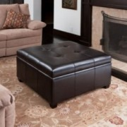 Carlyle Versatile Stylish Storage Ottoman
