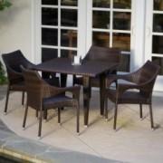 Del Mar 5-piece Outdoor Dining Set
