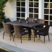 Del Mar 7-piece Outdoor Dining Set