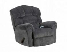 Simmons Upholstery Pewter U561-191 Allegro H& M Rocker Recliner
