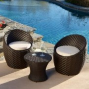 Morocco 3pcs Outdoor Seating Set