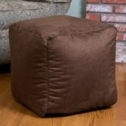 Jamie Brown Microfiber Square Kids Bean Bag