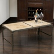 Tucker Wood Accent Table