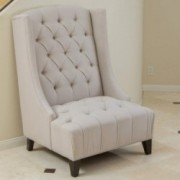 Winger Wingback Accent Chair