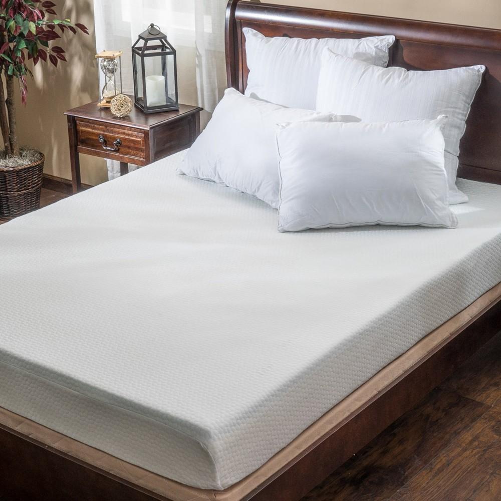 8 King Size Memory Foam Mattress