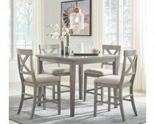 Signature Design by Ashley Parellen Table, Gray