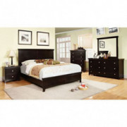 247SHOPATHOME bedroom-furniture-sets, King, Espresso