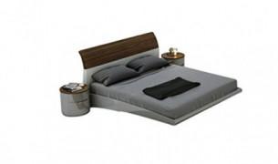 JNM Furniture 6 Piece Amsterdam Bedroom Set  King Size