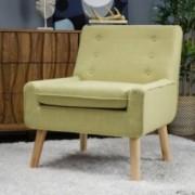 Brockston Mid Century Modern Accent Chair