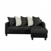 Standard Furniture Central Point Chofa Sofas, Black