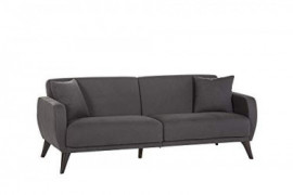 BELLONA Functional Sofa in A Box  Charcoal