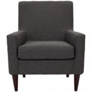 Parker Lane uch jit2 Emma Arm Chair, Gray