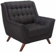 Coaster Home Furnishings Natalia Tufted Chair Black