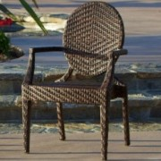 Townsgate PE Wicker Outdoor Chair