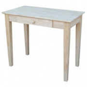 International Concepts Writing Table, Unfinished