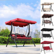 Tinffy Outdoor Courtyard Swing Canopy Ceiling Cover Sun Shelters