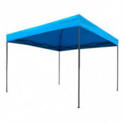 Le Papillon 10 x 10 Ft Instant Foldable Outdoor Pop up Canopy, Sky Blue