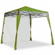EzyFast Elegant Pop Up Beach Shelter, Compact Instant Canopy Tent, Patented Portable Sports Cabana, 7.5 x 7.5 ft Base / 6 x 6
