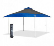 E-Z UP SCSG13RB 13 Spectator Instant Shelter, Royal Blue Dual Tone