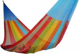 Handmade Hammocks - Hammocks Rada Handmade Yucatan Hammock - Artisan Crafted in Central America - Fits Most 12 Ft. - 13 Ft. S