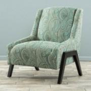 Verona Mid Century Modern Accent Chair