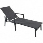 Hanover HALSTEDCHS-AL Halsted Padded Chaise
