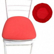 SHZONS Chair Seat Covers, Removable Elastic Dining Chair Cover Protectors Stool Slipcovers for Bar Stools Dining Room Patio O