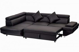 Sofas Sofas Couches Sofa for Living Room Sectional Sofa Sleeper Sofa Modern Sofa Corner Sofa with 2 Piece Faux Leather Queen