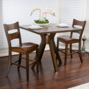 Sherrington 3 Piece Chat Set with Square Table