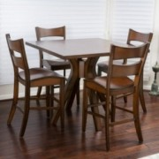 Sherrington 5 Piece Dining Set with Square Table