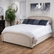 Zysca Fully Upholstered King Bed