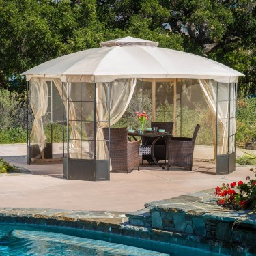 Outdoor Canopies & Gazebos