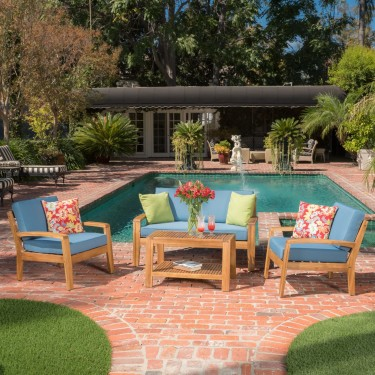 Outdoor Patio Sofa Sets & Couches